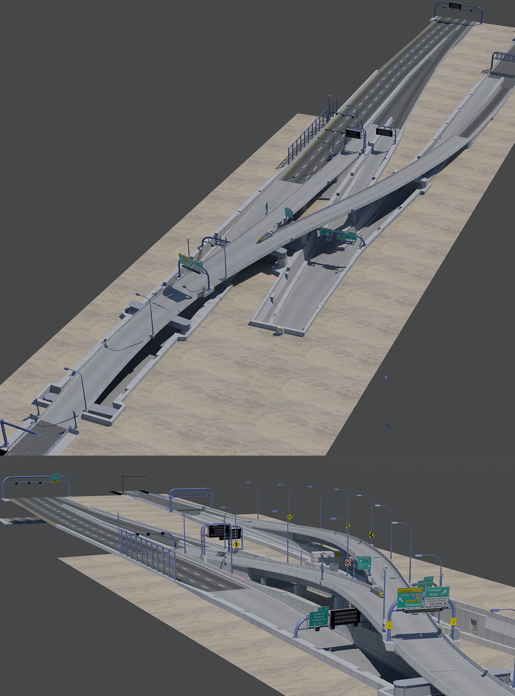 Old Tunnel Models From 2008 2009